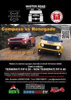 RADUNO ONLY SUV COMPASS VS RENEGADE